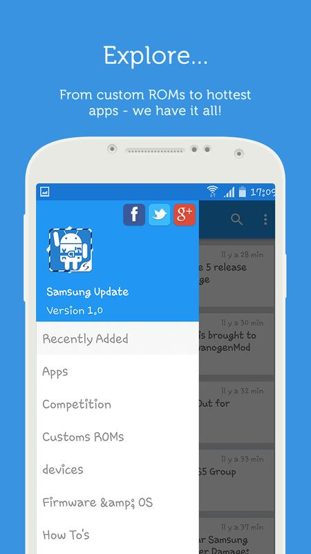samsung apps update download