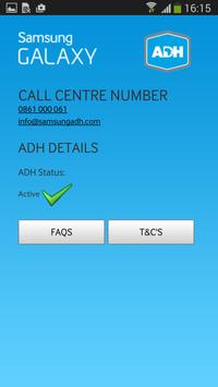 Samsung ADH apk screenshot