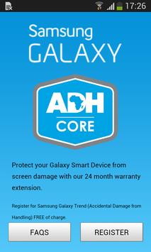 Samsung ADH Core poster
