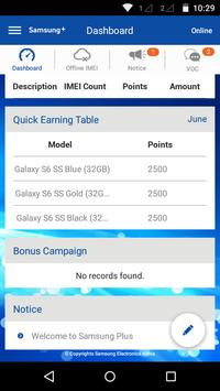 Samsung Plus Africa apk screenshot