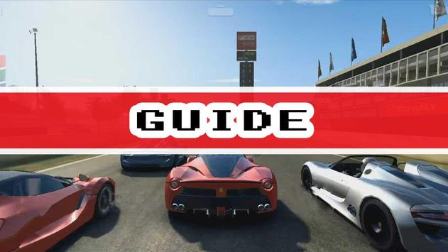 Guide for Real Racing 3+ poster