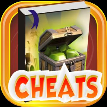 Cheats Clash of Clans 2016 poster