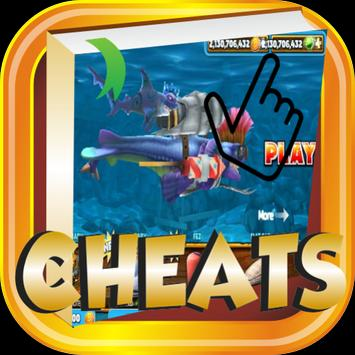 Cheats For Hungry Shark Evo poster