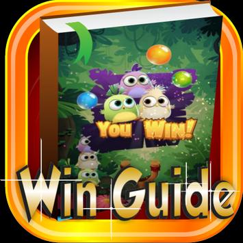 Guide Angry Birds POP Bubble poster