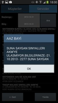 AAZ Bayi ve Teknik Servis apk screenshot