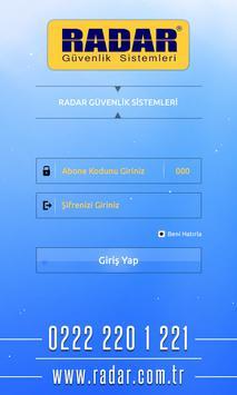 Radar Bayi Ve Teknik Servis poster