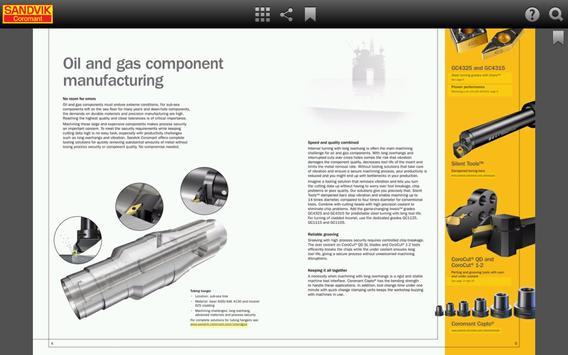 Sandvik Coromant Publications apk screenshot