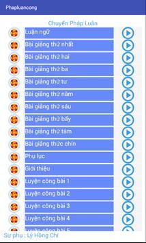 Phap luan cong(PLC) poster