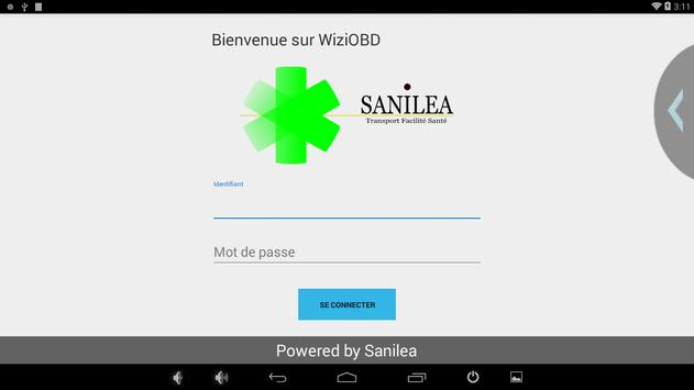 WizyOBD apk screenshot