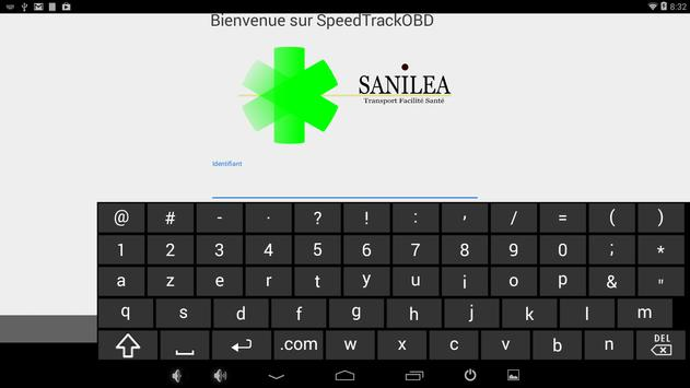 SpeedSaniKeyboard apk screenshot