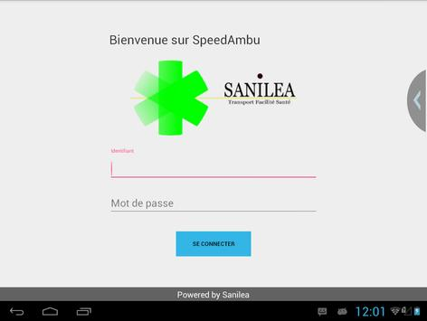 SpeedAmbu apk screenshot