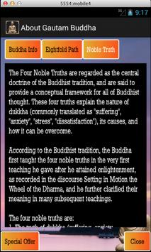 Best Quotes By Buddha apk screenshot