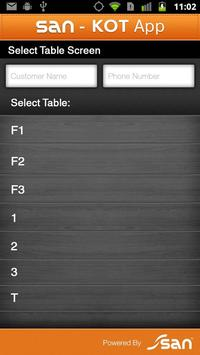 Restaurant Waiter APP for POS apk screenshot