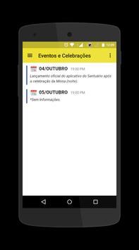 Santuário apk screenshot