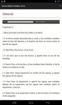 Santa Biblia Palabra Viva apk screenshot