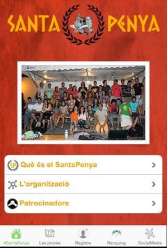 SantaPenya poster
