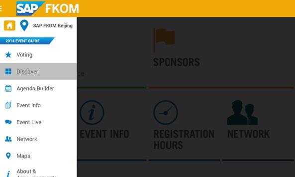 SAP FKOM apk screenshot