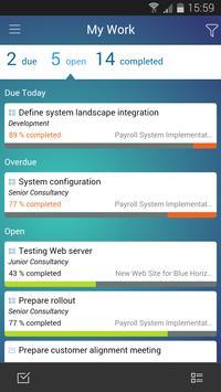 SAP Project to Go apk screenshot