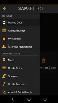 SAP Select apk screenshot