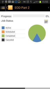 SAP Job Progress Monitor apk screenshot