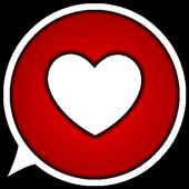 Mein Schatz Messenger icon