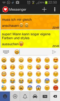 Mein Schatz Messenger apk screenshot