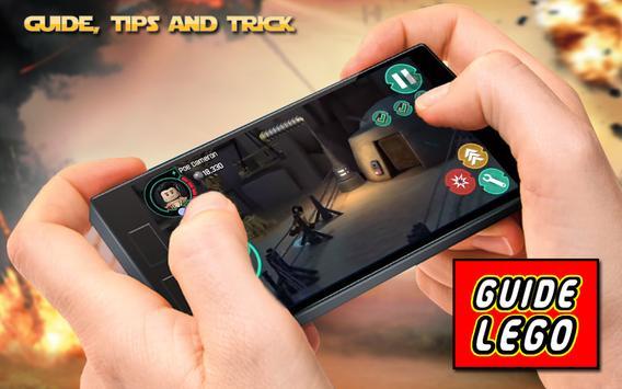 Guide LEGO® Star Wars apk screenshot