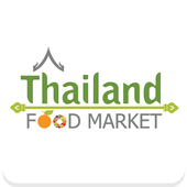 Thailand Food Market icon