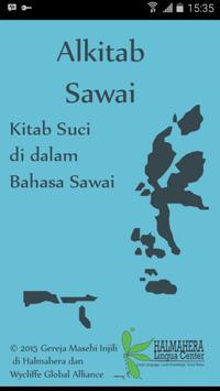 Alkitab Sawai poster