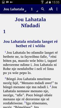 Alkitab Sawai apk screenshot