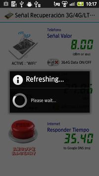 सिग्नल ताज़ा करे 3G/4G/WiFi apk screenshot