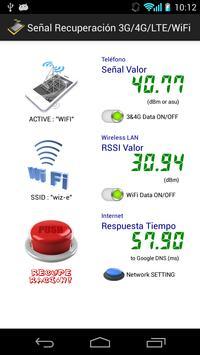 Señal Recuperación 3G/4G/WiFi apk screenshot