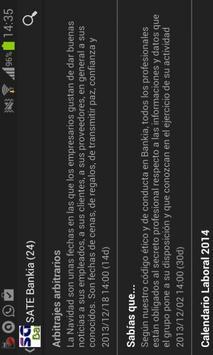 SATE Bankia apk screenshot