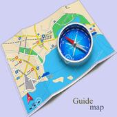 Gps Maps Satelite icon