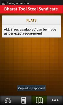 BTSS - Bharat Tools Steel Syn. apk screenshot