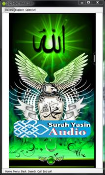Sura Yasin With Audio Mp3 poster