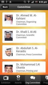 The Saudi Dental Society apk screenshot