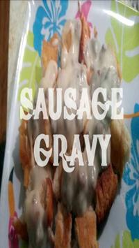 Sausage Gravy Recipes Complete poster