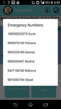 Save Birds Surat apk screenshot