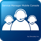 Service Manager Mobile Console icon