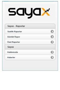 Sayax Mobile poster