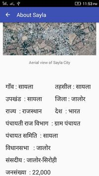 Sayla City apk screenshot