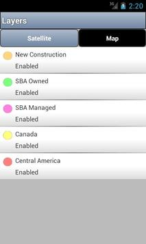 SBA Sites™ apk screenshot