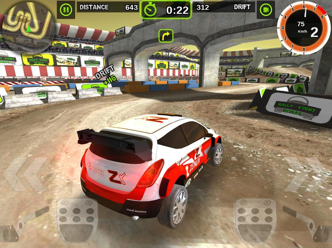 rally racer dirt apk download free racing game for. Black Bedroom Furniture Sets. Home Design Ideas