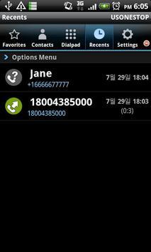USONESTOP apk screenshot