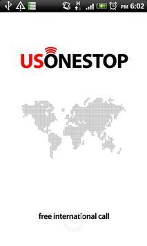 USONESTOP poster