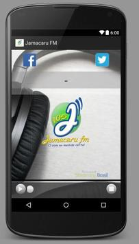 Jamacaru FM poster
