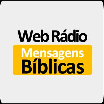 Web Rádio Mensagens Biblicas poster
