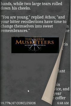 The Three Musketeers apk screenshot