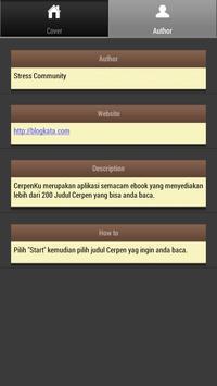 CerpenKu apk screenshot